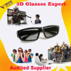 2016 Form Double Frame Durable Plastic Circular Polarized 3D Movie Video Glasses für Polarized Pssive Fernsehapparat u. Cinema
