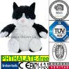 Le CE badine le chat mou de jouet de peluche de peluche de cadeau