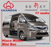 全く新しいChangan Hiace Minibuses 9seats-17seats Diesel