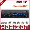 Joueur de voiture du CD audio 17 de voiture, radio d'Am/FM avec Statons par radio préréglé par 30 (18/FM, 12/AM), lecteur de CD de voiture