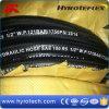 Tuyau hydraulique SAE100r5 de qualité noire avec le prix concurrentiel