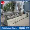 Bouteille en plastique réutilisant la machine de machine/de granulation