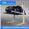 deux levages hydrauliques de stationnement de véhicule de poste 2.3t/2.7t