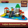 CE Plastic Outdoor Playground for School (12087A)