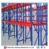 Paleta del fabricante de la fábrica de China que atormenta el estante resistente ajustable de la estructura de acero del almacén
