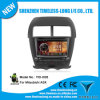 Androide 4.0 Car DVD para Mitsubishi Asx 2011 con la zona Pop 3G/WiFi BT 20 Disc Playing del chipset 3 del GPS A8