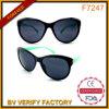 F7247 Classic Sun Gafas de moda como a sus clientes , Muestras gratuitas