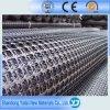 HDPE plástico Geogrid uniaxial biaxial de la fibra de vidrio del poliester del polipropileno de los PP