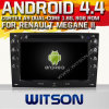 Renault Megane II (W2-A7526)를 위한 Witson Android 4.4 System Car DVD