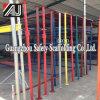 構築の足場の調節可能なジャッキ、広州の工場