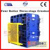 低価格の石造りの鉱石の石炭の石のための中国Certificaedのローラー粉砕機