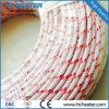 純粋なNIのコアガラス繊維の編みこみの高温ワイヤー