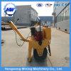 Heiße Verkaufs-hydraulische Schwingung-einzelne Trommel-Vertrags-Straßen-Rolle