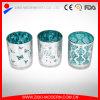 Envases de cristal de la vela del precio de fábrica de la alta calidad