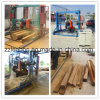 Высокая эффективная портативная деревянная машина круглой пилы