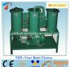 Máquina móvil de la filtración del petróleo de lubricante (series de JL)
