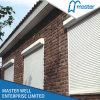 롤러 셔터 Slats/Aluminum 회전 Shutter/Automatic 회전 Shuter/Secturity Windows Shutter/Roller 차고 문
