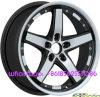 roue d'alliage d'aluminium de 17inch 18inch 20inch 5*100-5*120 pour le véhicule