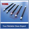 Пробирка и счищатель пены промышленного Cleanroom пены круглые головные для чистки SMT IC