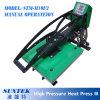 Máquina de alta pressão III da imprensa do calor de Suntek