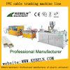 Линия машины кабельного канала PVC, машина Trunking кабеля PVC