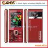 Квад-Соедините двойной сотовый телефон A520 SIM TV GSM