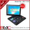 11.3  DVD portables Player+MPEG4+Divx+VGA Gato (monitor) de la PC +USB
