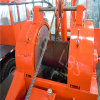Torno hidráulico del aparejo de la paliza del petróleo para la perforación de la exploración