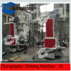 Máquina de la impresión de la película del bolso de Dunnage Máquina de soplado de la película en línea