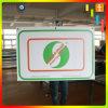 Schnelles Anlieferungs-kundenspezifisches Drucken im Freienbelüftung-Fahne