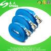 Boyau de débit de l'eau de PVC Layflat