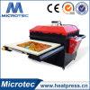 Grande machine pneumatique de presse de la chaleur pour des T-shirts