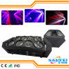 Diodo emissor de luz Stage 8*10W 4in1 Spider Moving Head Beam Lights