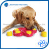 多機能ペットボールの送り装置7の穴犬の足の教育おもちゃの子犬の困惑のおもちゃ