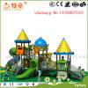Patio plástico usado mini diapositivas del patio del paseo del parque de atracciones de China baratas