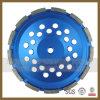 чашки рядка 125mm колесо диаманта одиночной истирательной меля