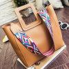 Sac d'emballage de Madame Wholesale Designer de sac à main d'épaule d'unité centrale de femmes de mode avec la poche Sy7828
