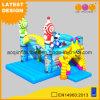 Netter Roboter-kombinierte aufblasbare Kinder spielt (AQ01758)