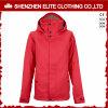 Способ высокого качества одевает женщин курток Snowboard в красном цвете (ELTSNBJI-18)
