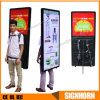 Tecido de alumínio LED Light Box Human Walking Digital Billboard