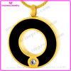 De in het groot Ronde Juwelen van de Manier van de Halsband van de Tegenhanger van de Crematie van het Roestvrij staal Herdenkings (IJD8074)