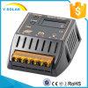 12V/24V 20AMP LCD 디스플레이 태양 전지판 건전지 관제사 CMP12-20A-LCD