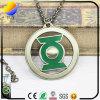 Ожерелье логоса фонарика волшебства диффузное зеленое