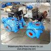 Pompes centrifuges de traitement minéral d'étape simple de pompe de boue d'enveloppe fendue