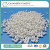 Granules en plastique pp Masterbatch avec la couleur blanche pour la pipe en plastique