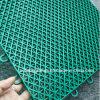Jungfrau-Polypropylen-entfernbarer Tennis-Gerichts-Sicherheitskreis-Plastikbodenbelag