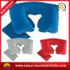 La almohadilla profesional del aire del recorrido se reunió la almohadilla inflable del cuello de la almohadilla inflable del PVC