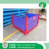 Gaiola dobrável do engranzamento de fio para o armazenamento do armazém com Ce