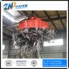 Magnete di sollevamento circolare per scarto d'acciaio che alza con il ciclo di dovere di 75% MW5-80L/1-75
