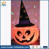 Heiße Verkaufs-Dekoration-aufblasbarer Halloween-Kürbis für Adversiting